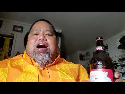 Budweiser 40oz Chug