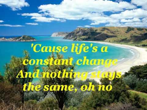 Constant Change w lyrics
