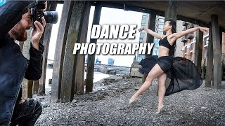 DANCE PHOTOSHOOT - Behind the Scenes on Location! (2020)