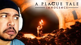 5000 rats contre 1 seul youtuber ! (Littéralement) - A Plague Tale : Innocence #6