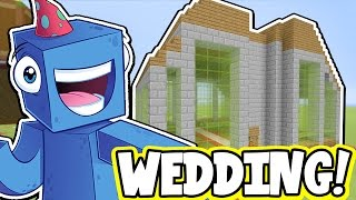 Minecraft Xbox - A WEDDING!! - Building Time! [#68]