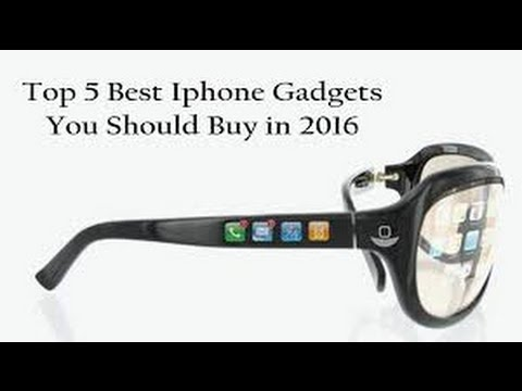 Best Gadgets You Should Buy in 2017 NEW