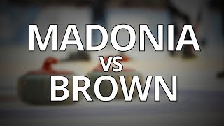 2018 ONT Senior Championship - MADONIA vs BROWN