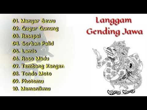 Langgam Gending Jawa Terbaru 2019