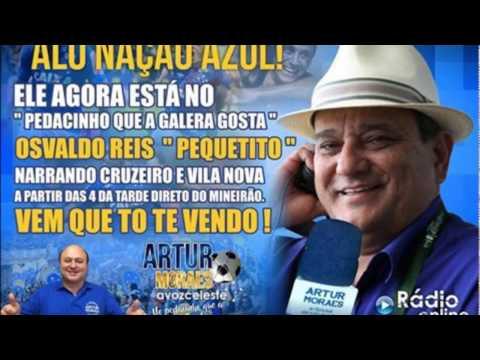 Oswaldo Reis Narra  Jogos Do Cruzeiro Em Web Rádio