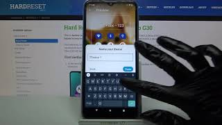 How to Change Style of Icons in Motorola Moto G30 – Set Up Different Icons