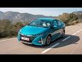 2017 Toyota Prius Plug-in Hybrid (EU spec)