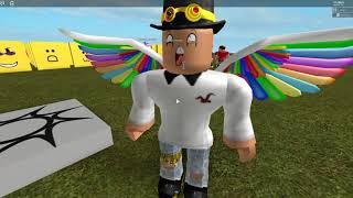 My first Roblox Video EVA :D (shot with GeForce Experience )
