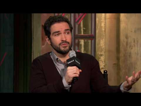Alfonso Herrera Talks About Engaging With Fans On Social Media