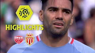 Dijon FCO - AS Monaco (1-4) - Highlights - (DFCO - ASM) / 2017-18