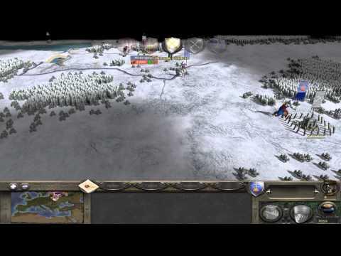 Прохождение игры Medieval 2 Total War за Русь #1