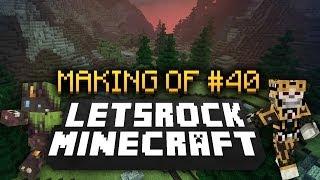 """Der Gebirgspass - """"NEW"""" Making Of #40 - Minecraft [HD] [German]"""