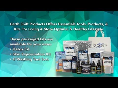 Earth Shift Kitchen Essentials for Beginners | Dr. Robert Cassar