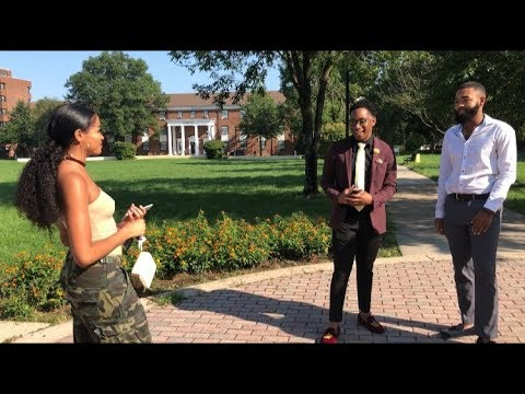 Asking Guys To Rate Us From 1-10.| College edition (Bowie State)