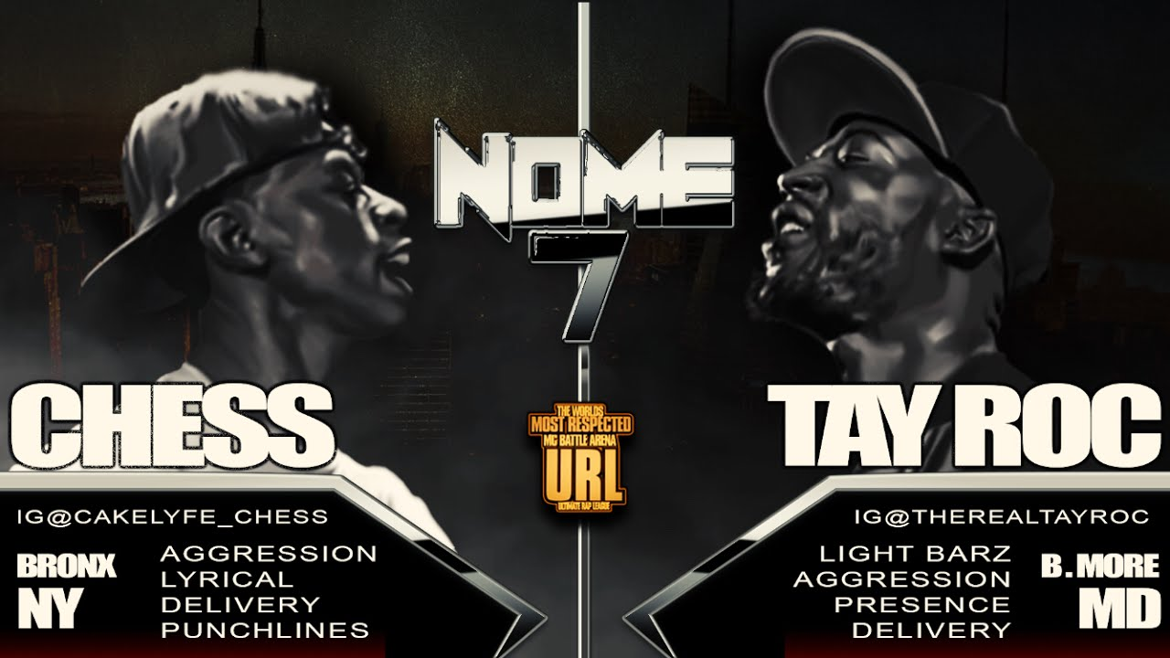 URLtv – Tay Roc vs  Chess Lyrics | Genius Lyrics