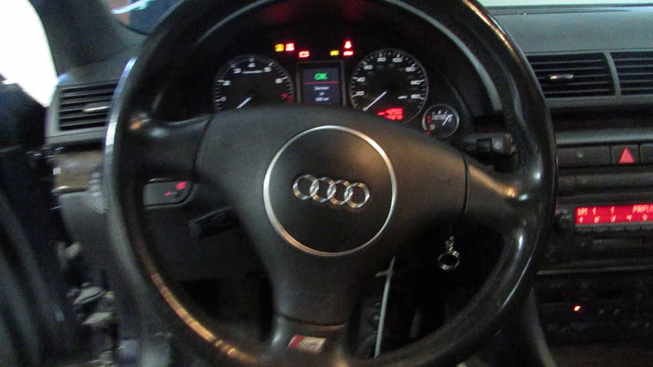 Parting out a 2004 Audi S4 - 170361 - Tom's Foreign Auto Parts