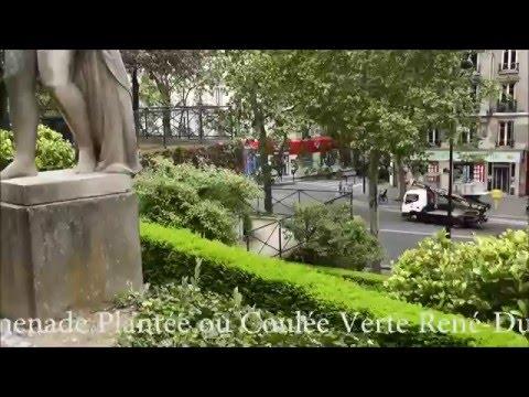 Paris: Promenade Plantée