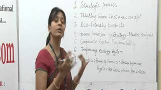 A Conceptual Framework of Green Marketing B.Com., M.Com., BBA, MBA Lecture by Ms. Surbhi Mathur.