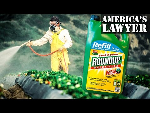 EPA Has Been Lying About Cancer And Monsanto's Roundup: A Deadly Coverup