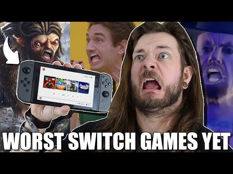 Download Youtube: 10 WORST NINTENDO SWITCH GAMES SO FAR