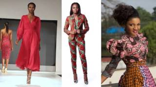 Modern African Fashion Wear And Cloths | Latest Fashion 2017 African Trendy Dresses Pics Romance