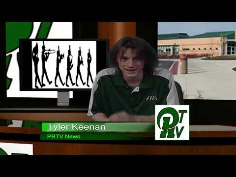 School Announcements Pine Richland High School PRTV News