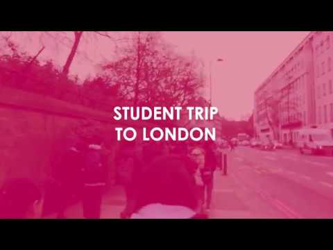 Anglo Continental Student Trip to London