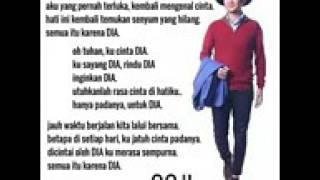 lirik Anji Dia ( official lirik video )