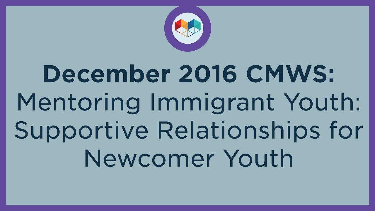 Free Webinar December 16th Developing >> Collaborative Mentoring Webinar Series Mentor