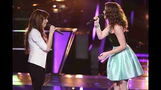 Christina Grimmie VS Sam Behymer Counting Stars The Voice