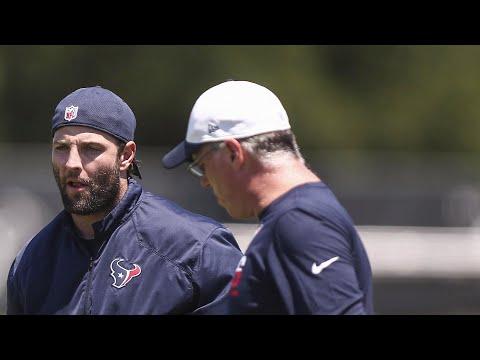 Wes Welker on pranking Tom Brady in New England