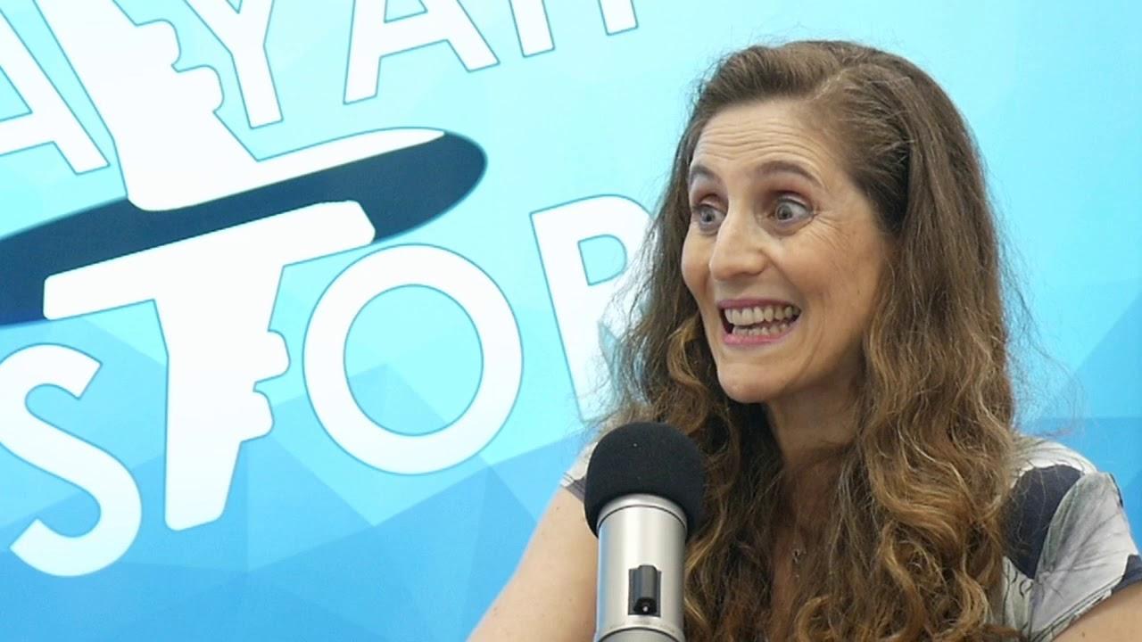 Tania Amar, une vie juive au pays de la high tech  - Alyastory#494