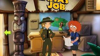 Anita's Job Game Walkthrough