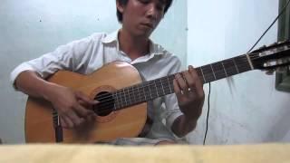 Christmas Hymn-Cao cung lên-Guitar classic Nguyễn Tuấn Tú
