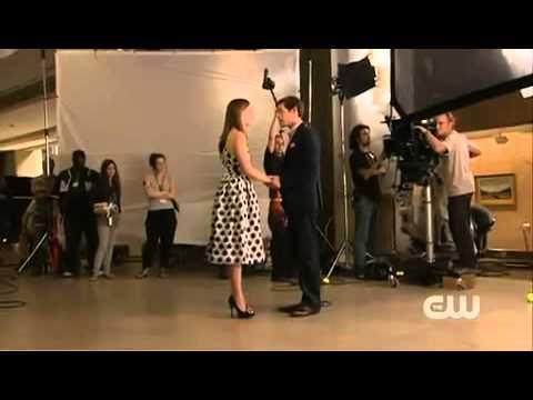 Gossip Girl: Season 4 Behind The Scenes