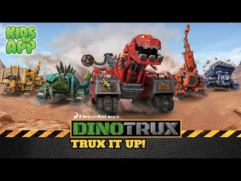 Dinotrux: Trux It Up! (Fox and Sheep GmbH) - Best App For Kids