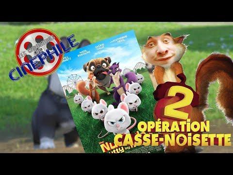 Les chroniques du cinéphile - Opération Casse-noisette 2 streaming vf