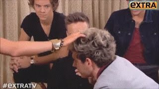 Niall Harry - Narry - funny moments and so on