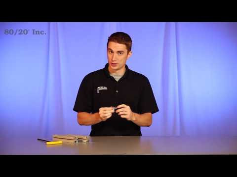 80/20 Inc: Anchor Fastener Overview