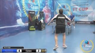 Лысенко - Селин 20 января 2017 TT Cup