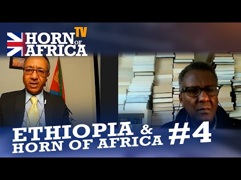 HoA TV  - #4 Ethiopia, Horn of Africa and beyond - Prof. Mohamed Hassan and Elias Amare, Sep 18 2020