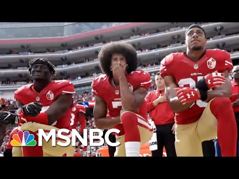 Who Has The Winning Strategy, Nike Or President Donald Trump? | Velshi & Ruhle | MSNBC