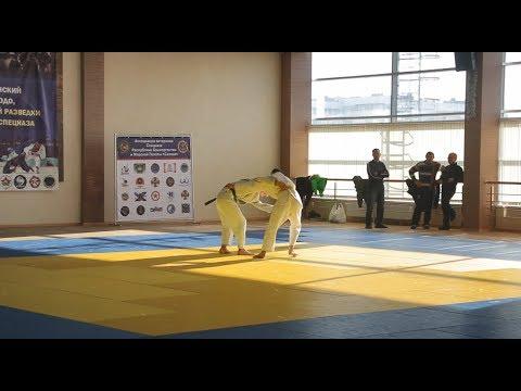 Новости UTV. Республиканский турнир по борьбе дзюдо в Салавате