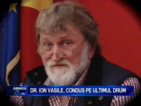 DR  ION VASILE CONDUS PE ULTIMUL DRUM