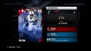 Madden 16 MUT Working the AH! MUT SUPERBOWL Champ! LF H2H Wages!