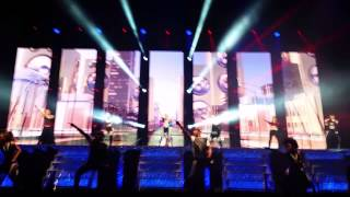 s club 7 live glasgow 2015 opening video lets bring the house down