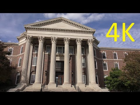 A 4K Video Tour of SMU (Southern Methodist University)