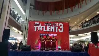 Asia Got Talent JUARA 1 SANGGAR TARI DEWA MOTEKAR KOTA TASIKMALAYA