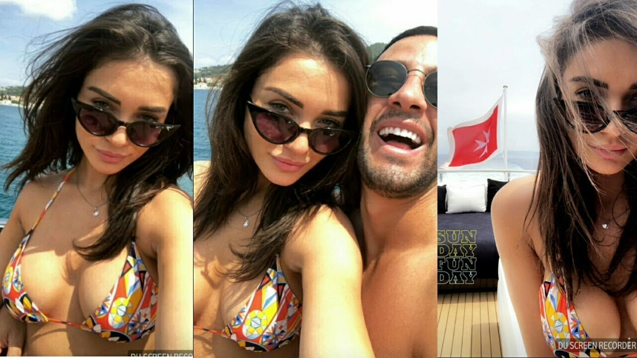Amy Jackson spends time with her Boyfriend
