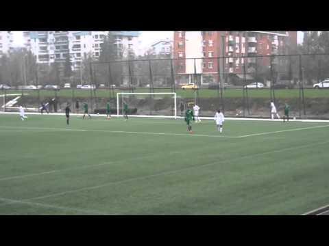(U-18) Macedonia FFM Academy 3 - 1 Slovenia Academy